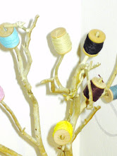 DIY: Make your own trendy tree with reels