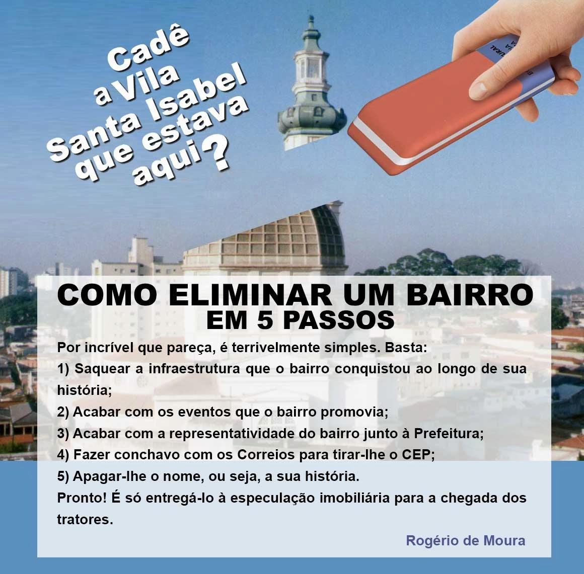 Vila Santa Isabel, Zona Leste de São Paulo, Vila Formosa, Vila Carrão, história de são paulo, bairros históricos de são paulo