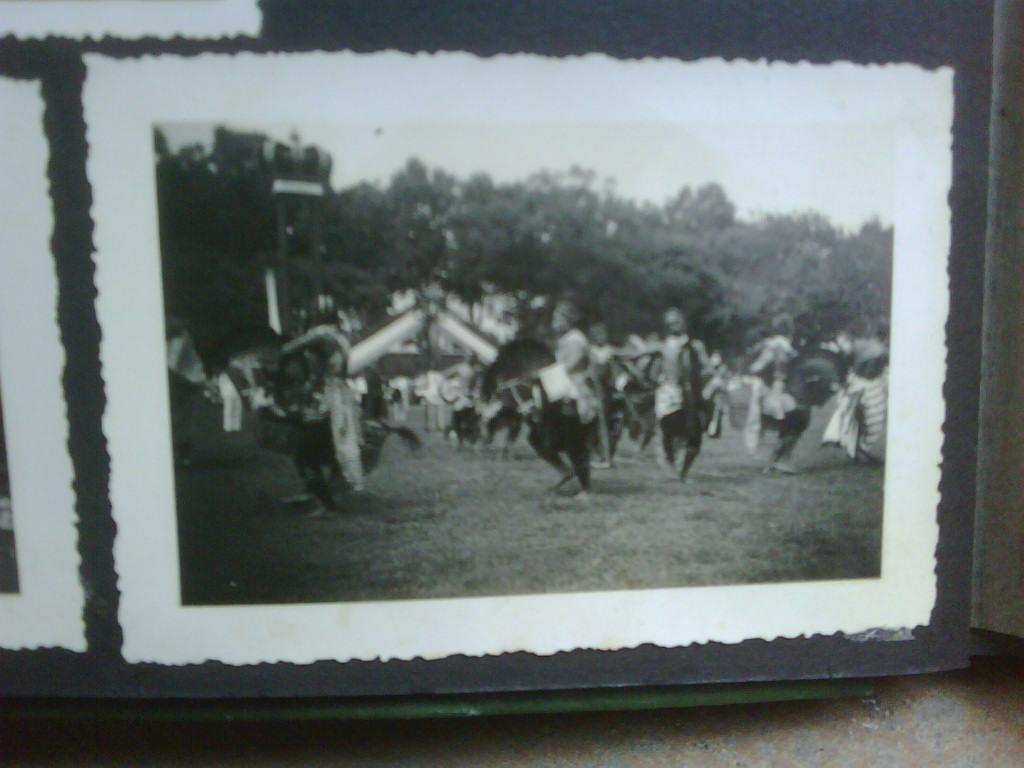 AntikAntikan Foto Karnaval Jadul Lokasi Di Magelang Kode I