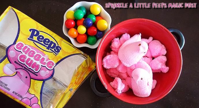 Bubblegum PEEPS