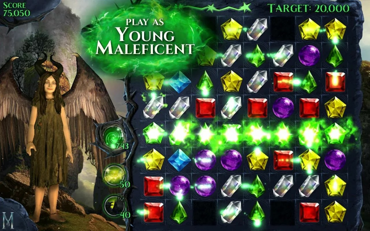 Android Maleficent Free Fall Apk resimi