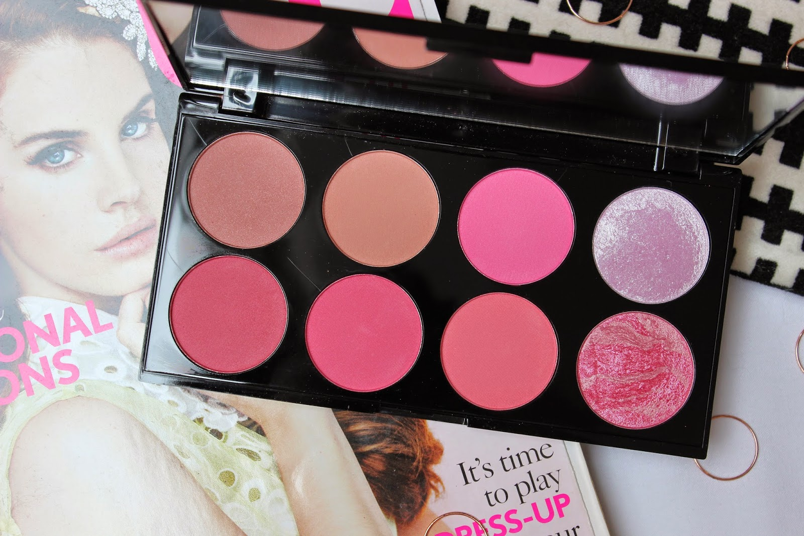Makeup Revolution Blusher Palette