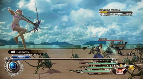 Final Fantasy XIII-2 Game Full Patch | Download Game Highly Compressed