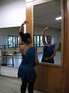 Iris Castellon, Dance Company