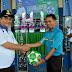 Stadion Ganda Kebanggaan HSS Jadi Tempat Turnamen Sepakbola Pelajar Piala Bupati HSS  Tahun 2015