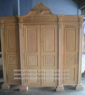 Klasik furniture almari pakaian klasik 4 pintu mahoni solid kayu almari pakaian 4 pintu almari pakaian klasik ukir 4 pintu mebel ukir jepara supplier almari pakaian mentah 4 pintu
