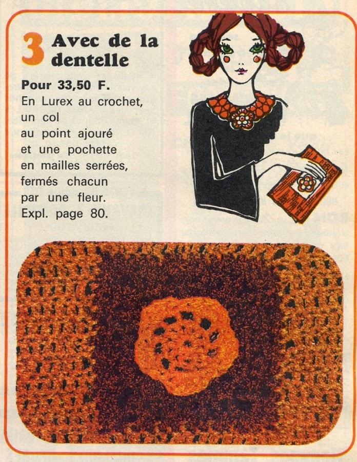 mini black dress cocktail party mode fashion twiggy mod 1960 60s sixties années 60 petite robe noire vintage retro 3 knit crochet