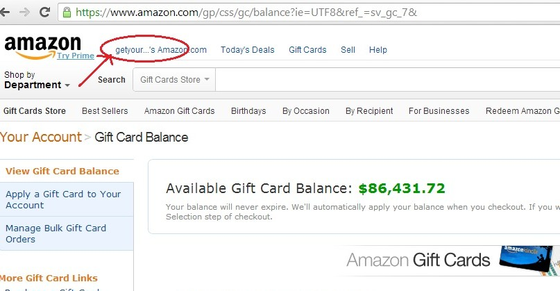 You can view the remaining balance and transaction history on your Gift Card online.. Please know that your balance will reflect all authorization requests that have been submitted at the time of your inquiry.