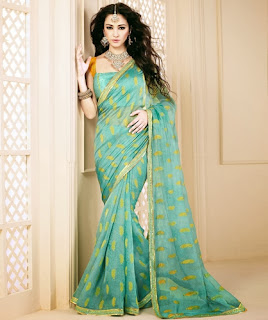 Latest Saree Blouse Design 2013-14