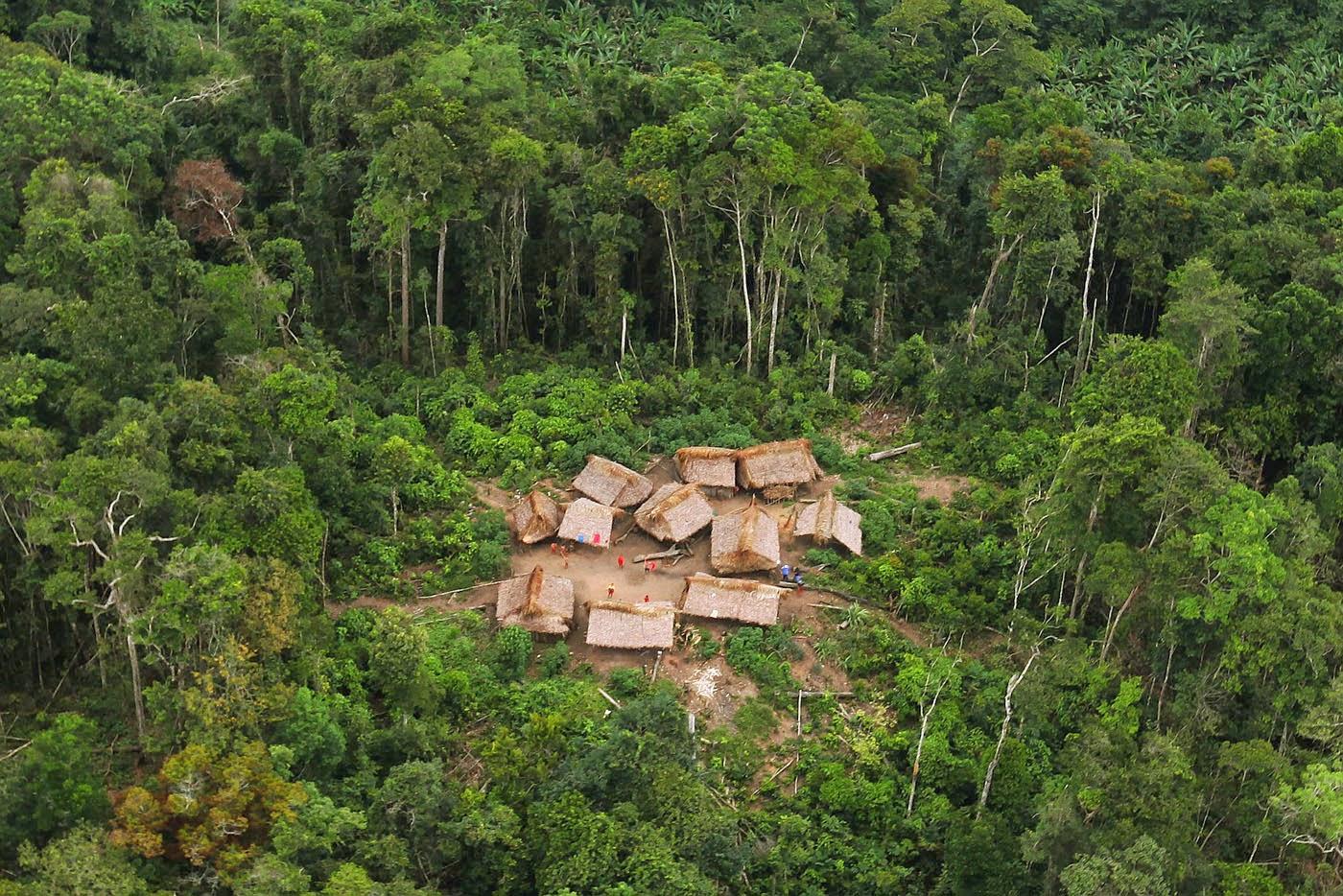 Yanomami.