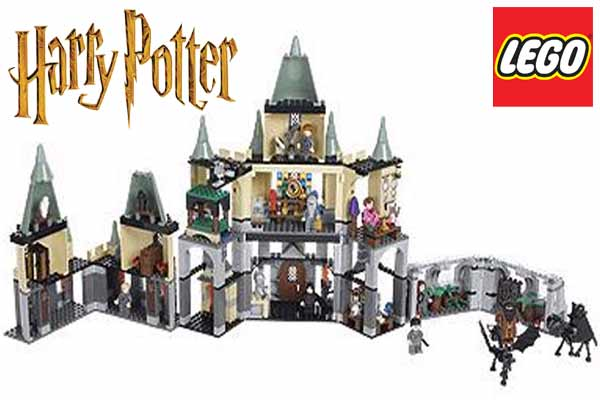 Lego Harry Potter Hogwarts Castle Sets And Brick Model Forts Puff