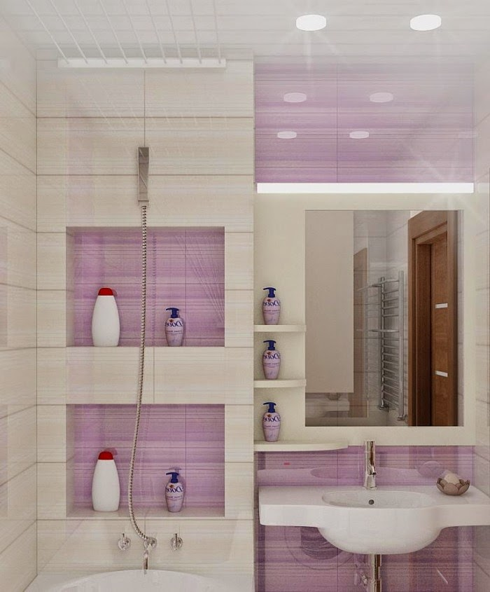 Small Bathroom Tiles Design Ideas With Elegant Example In Canada ...