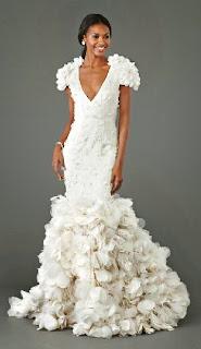 Hochzeitskleid von Meissen Couture