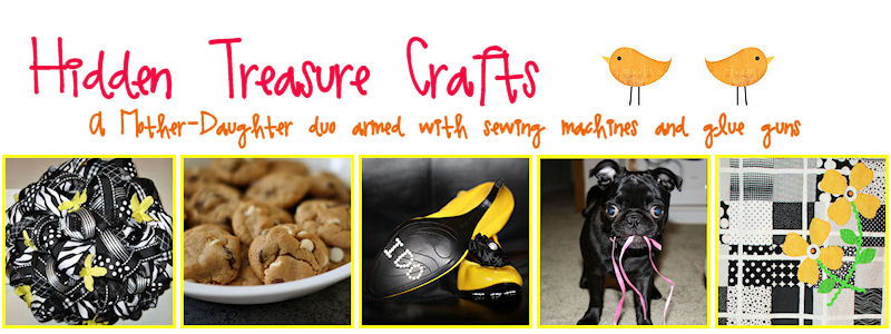 Hidden Treasure Crafts