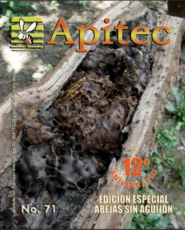 APITEC - Edicion Especial Abejas Sin Aguijón