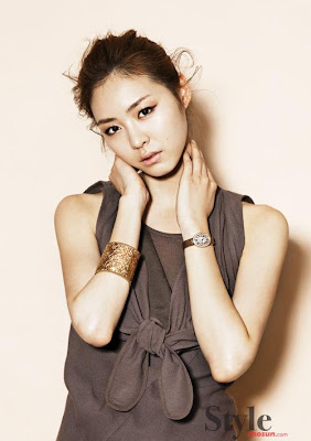 Lee Yeon Hee - Style Chosun January 2011
