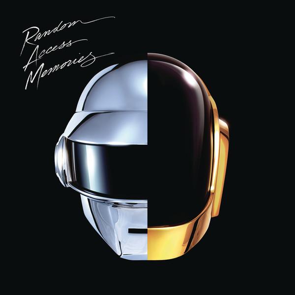 Daft Punk - Random Access Memories Cover