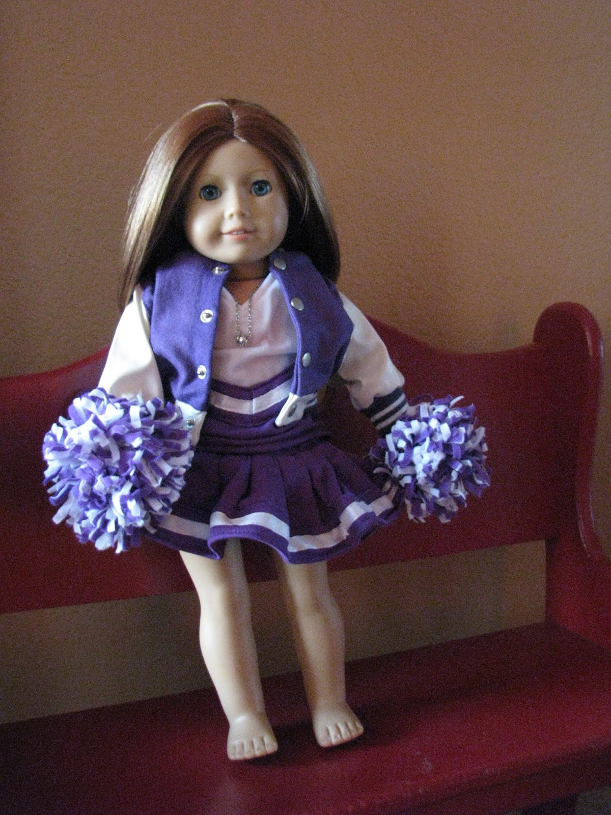 AMERICANGIRL#1FANS: { Cheerleader outfits for sale! }