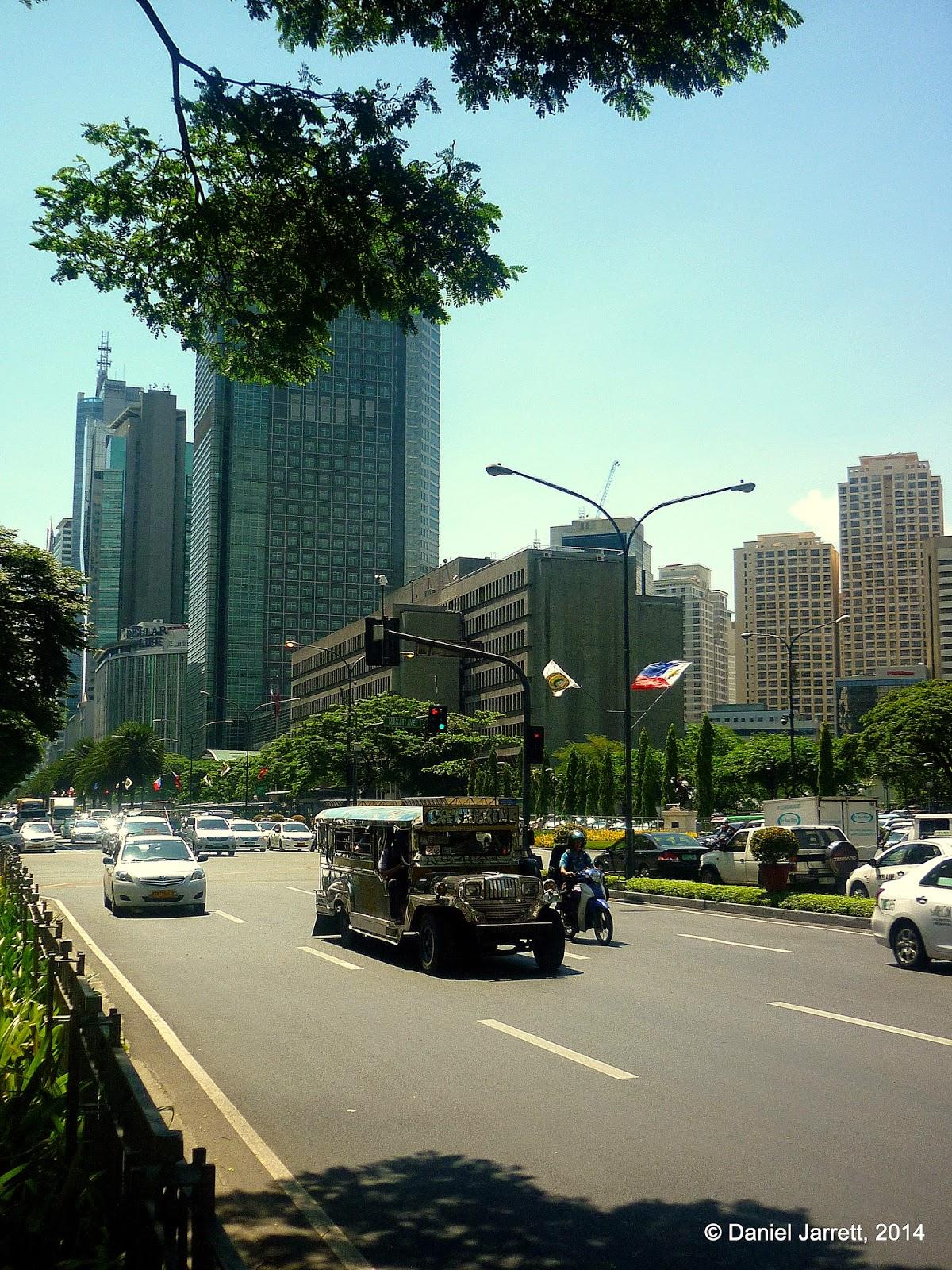 Old & New Manila