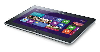 Samsung Windows RT tablets