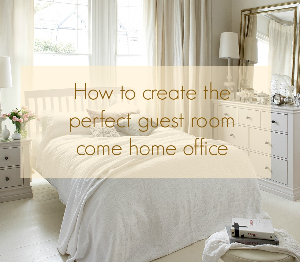 guest room home office. Mamasvib , V. I. BEDROOM: How To Create The Perfect Guest Room - And Office Space Home