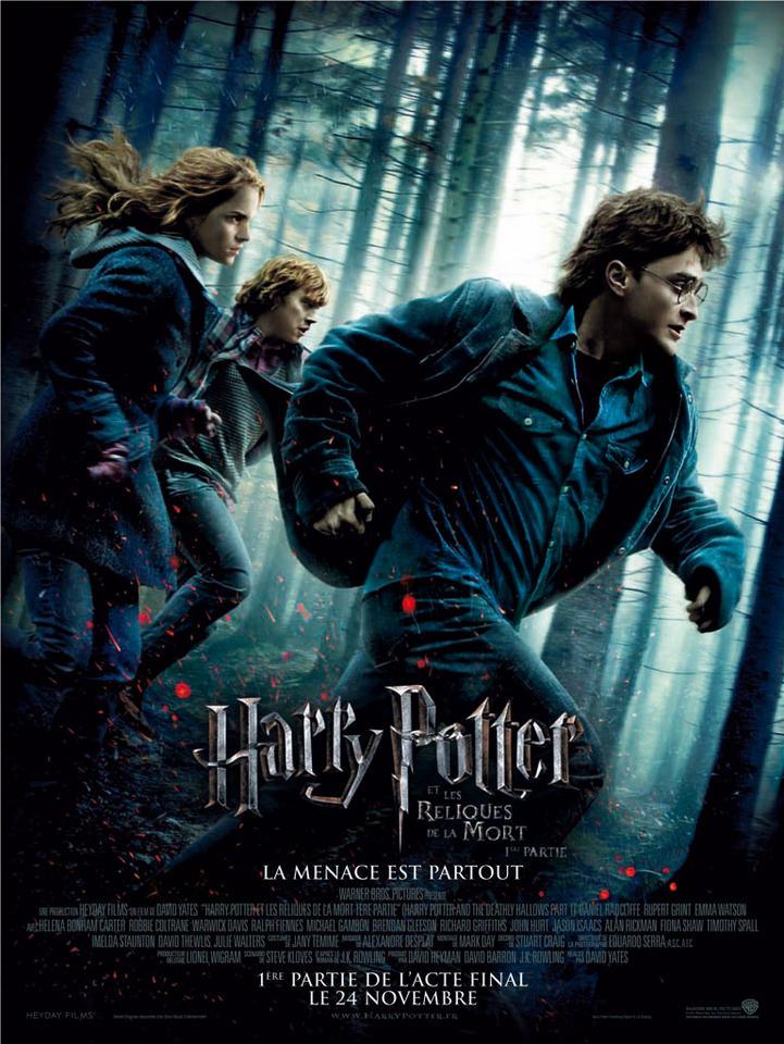 harry potter et les reliques de la mort 1080p