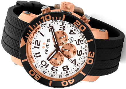 TW Steel Grandeur Diver Watch Style