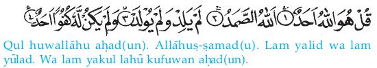Pengertian Iman kepada Allah Swt. dan Penjelasannya pada AlQuran