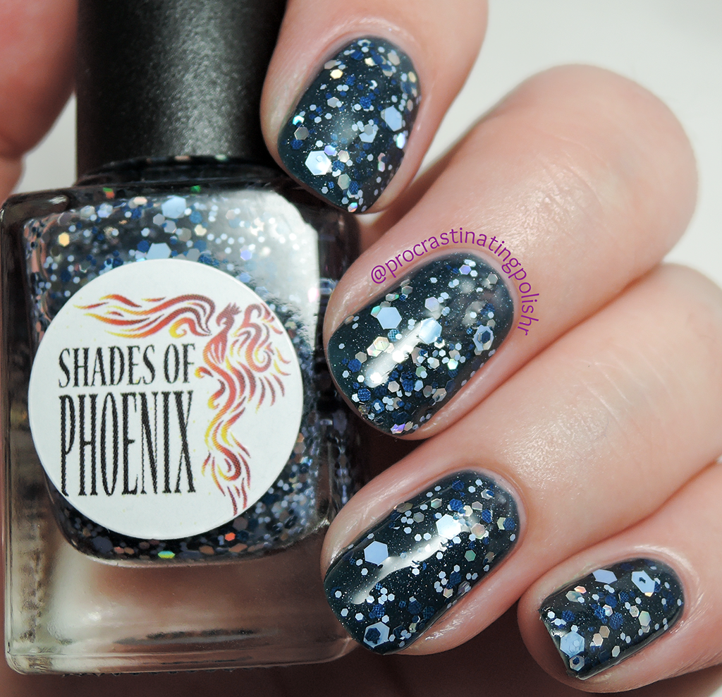 Shades of Phoenix - In The Navy | Sparkling Simplicity collection