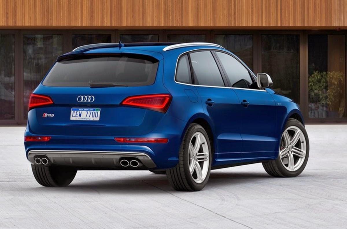 Carro - Audi SQ5 3.0 TFSI (2014)