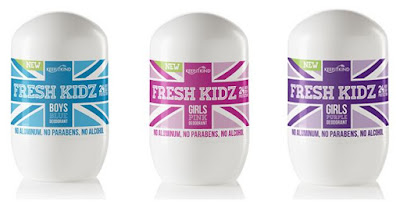 Best Kids Deodorant for Bad Body Odor