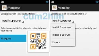Download Kumpulan Framaroot Apk Semua Versi
