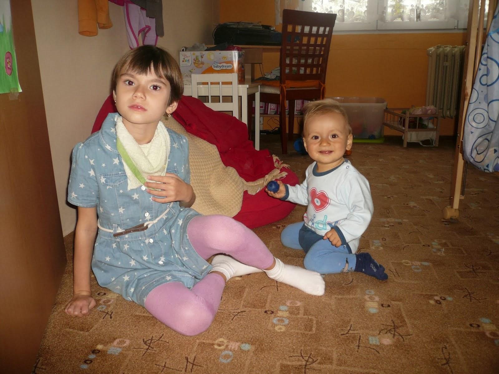 Nina s Matýskem