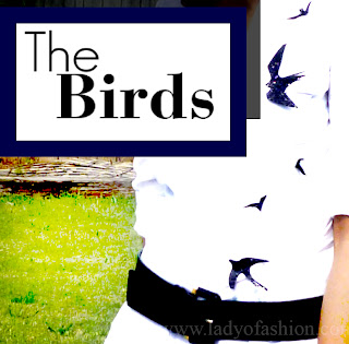 DIY Bird Print