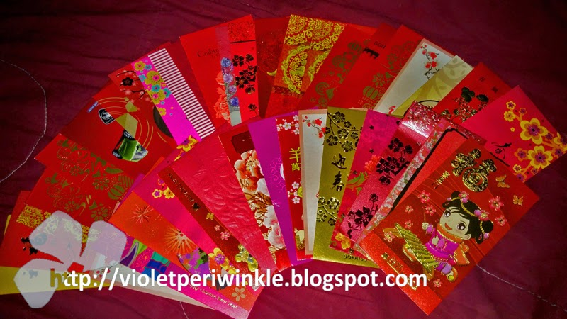 lunar new year money singles