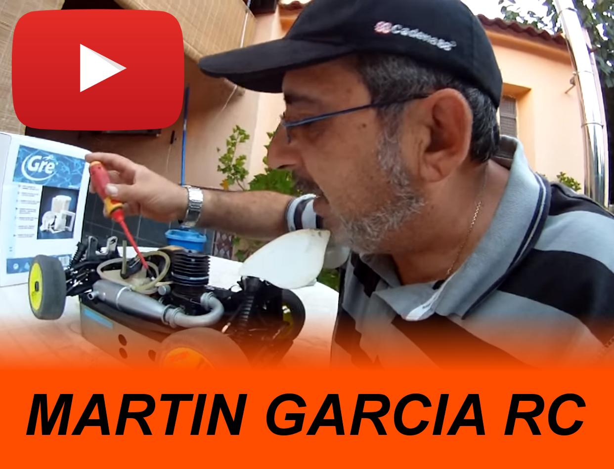Canal de YouTube de Martin Garcia