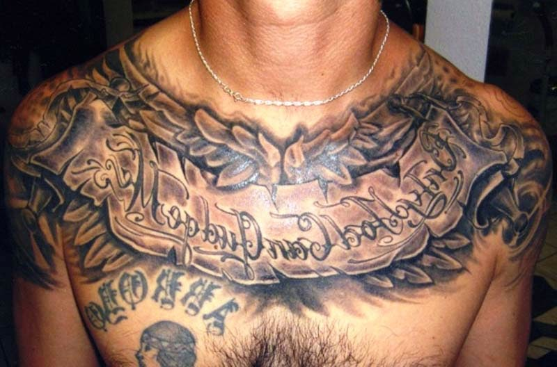 Chest Tattoo Ideas for Men