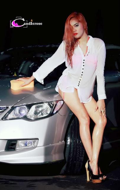Maria - Myanmar Model Girls
