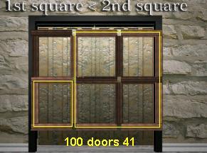 100 doors 41