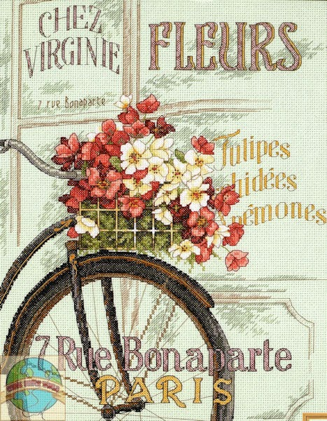 Parisian Bicycle