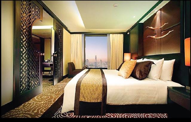 phòng ngủ căn hộ Diamond lotus thông thoáng