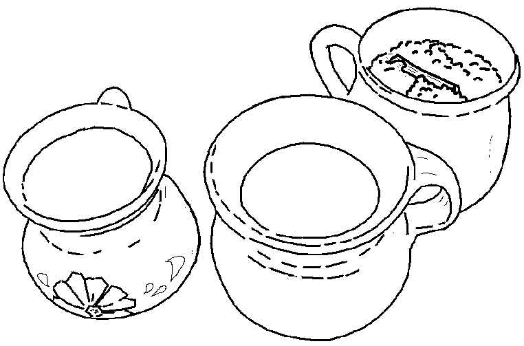 tamales coloring pages - photo #9