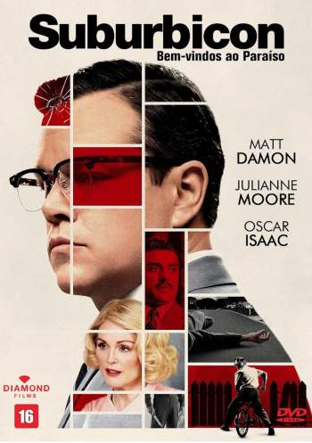 Suburbicon: Bem-vindos ao Paraíso Torrent – BluRay 720p/1080p Dual Áudio