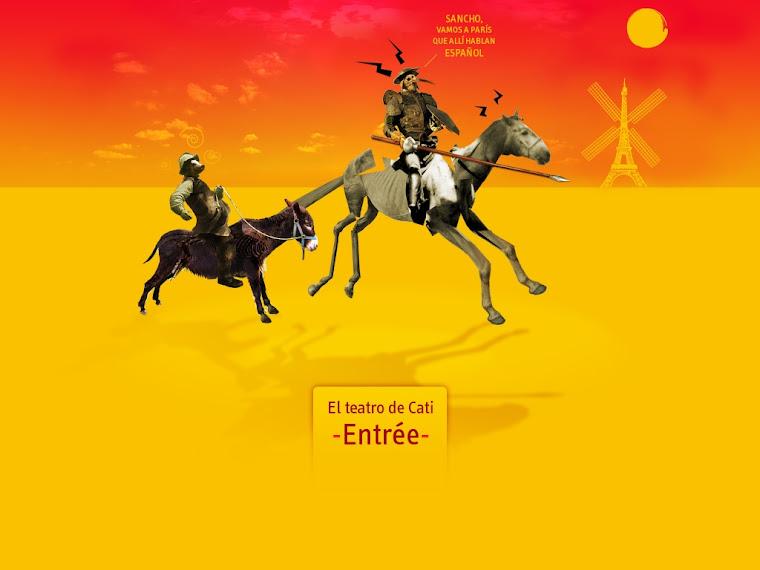 cours espagnol theatre paris