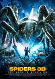 Quái Vật Nhền Nhện - Spiders - Xem phim online