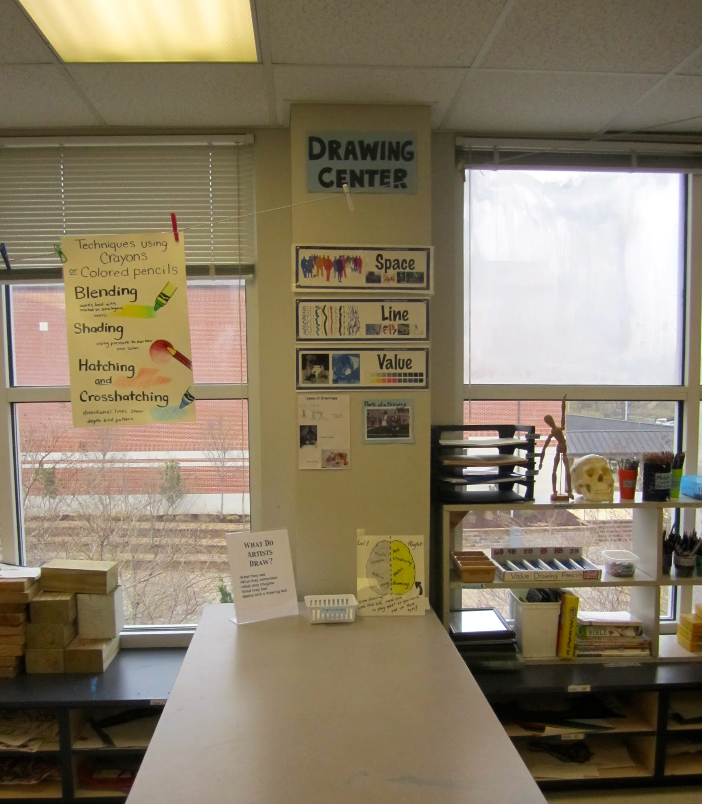 The Awakened Artist A Choice Based Art Classroom Inside the