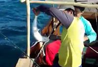 Gila Mancing Ikan GT Pakai Piranti Ringan Serunya Mantap