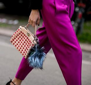 style next door - PINKETTE PANTS