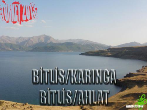 2013/08/26 Turkey2013 42. Gün (Bitlis/Karınca - Bitlis/Ahlat)