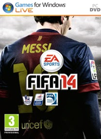 FIFA 14 PC BOX ART COVER